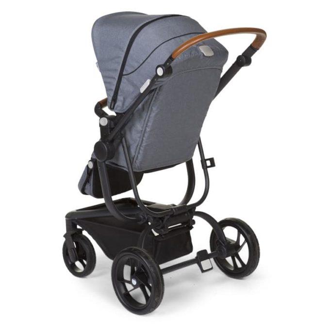 CHILDHOME (Childwheels) Urbanista 2 in 1 Canvas Kinderwagen 5