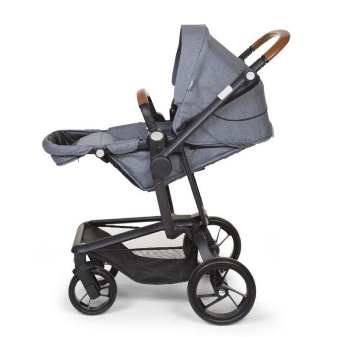CHILDHOME (Childwheels) Urbanista 2 in 1 Canvas Kinderwagen 2