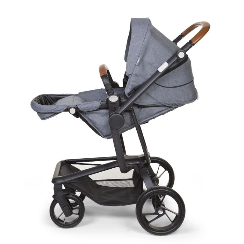 CHILDHOME (Childwheels) Urbanista 2 in 1 Canvas Kinderwagen 8