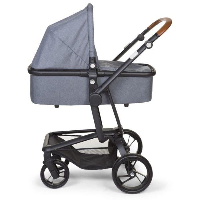 CHILDHOME (Childwheels) Urbanista 2 in 1 Canvas Kinderwagen 3