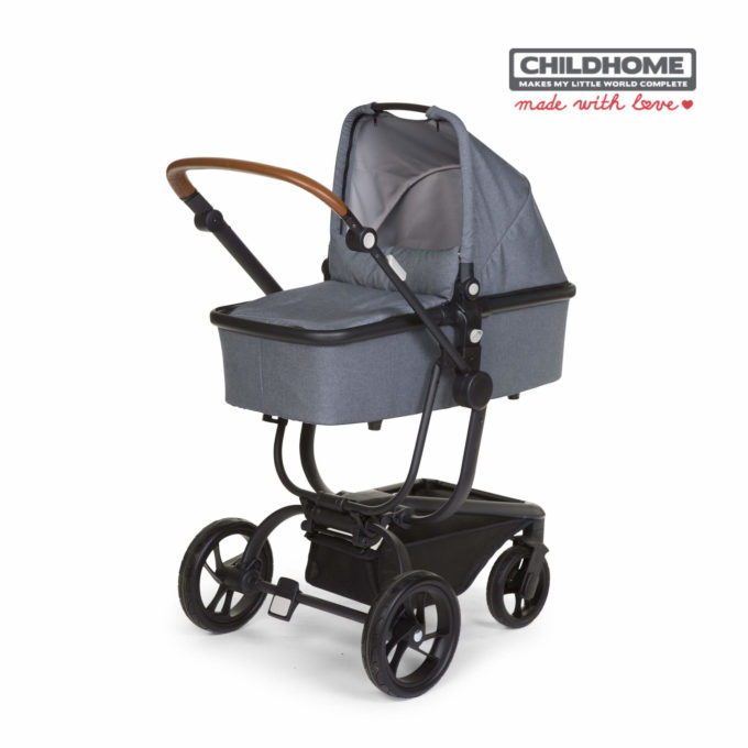 CHILDHOME (Childwheels) Urbanista 2 in 1 Canvas Kinderwagen 1