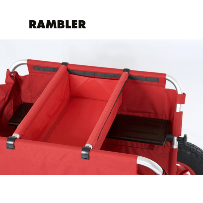 Rambler Gepäckraum 1