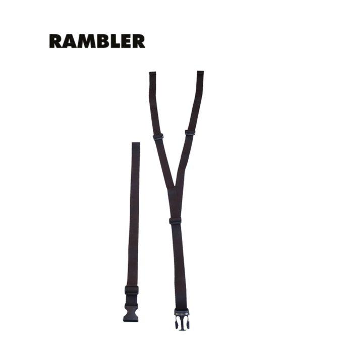 Rambler Sicherheitsgurt 1