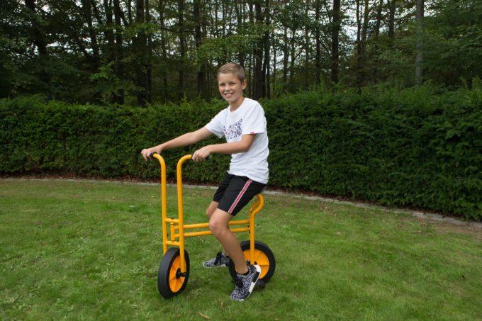 RABO Zirkus Zweirad 5