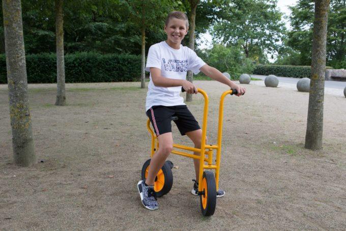 RABO Zirkus Zweirad 4