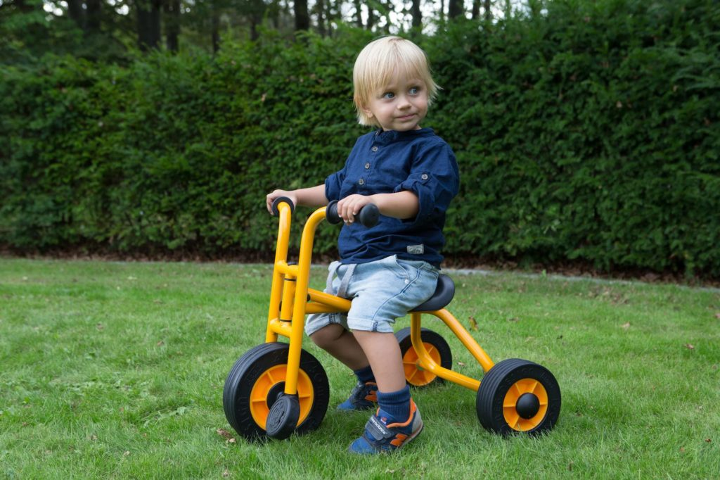 RABO Kleines Dreirad 4