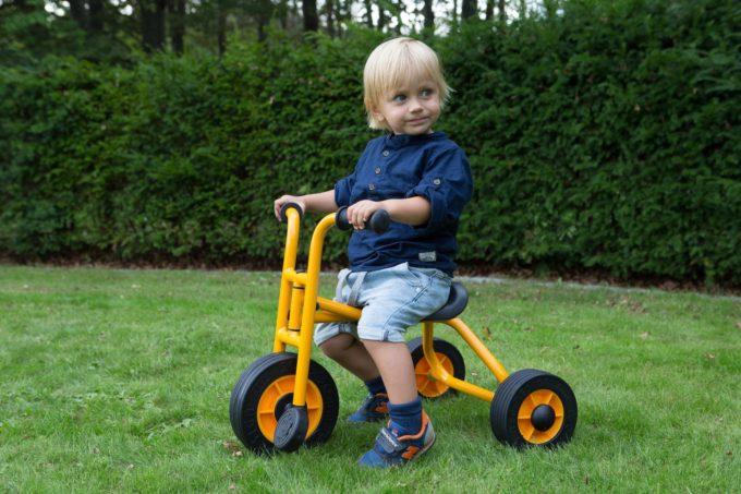 RABO Kleines Dreirad 2
