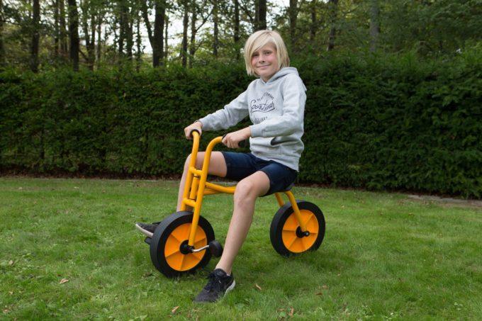 RABO Maxi Zweirad 4