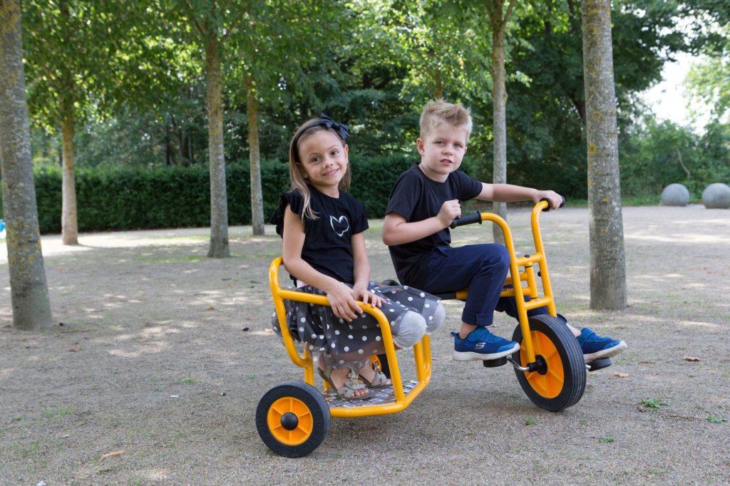 RABO Dreirad Seitenwagen 5