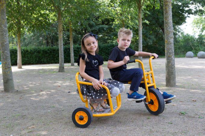 RABO Dreirad Seitenwagen 3