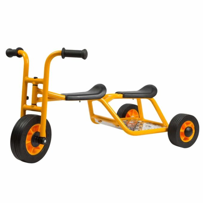 RABO Mini Runner Taxi 1