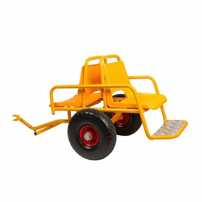 RABO Moon-Car 2-Sitzer Anhänger 2