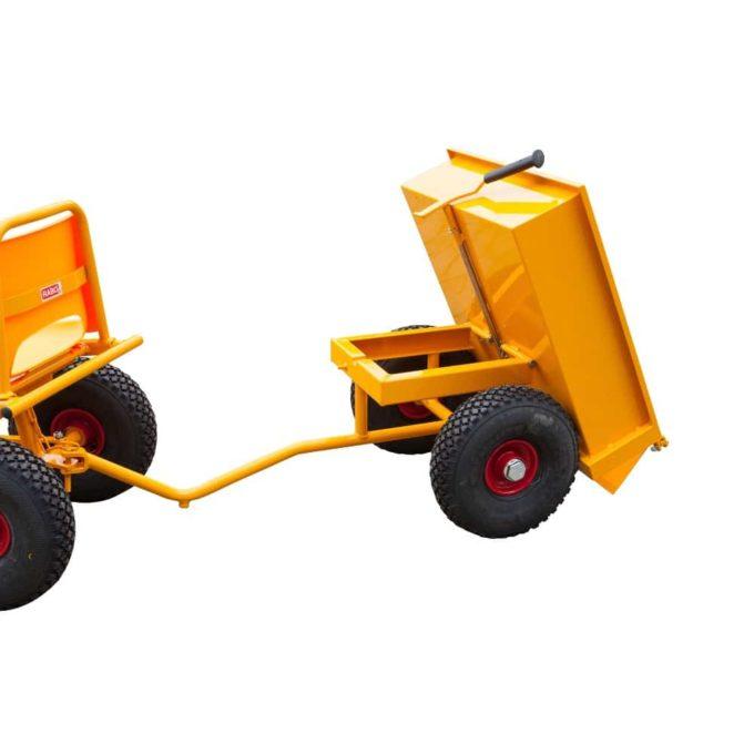 RABO Moon-Car Kipp-Anhänger 5