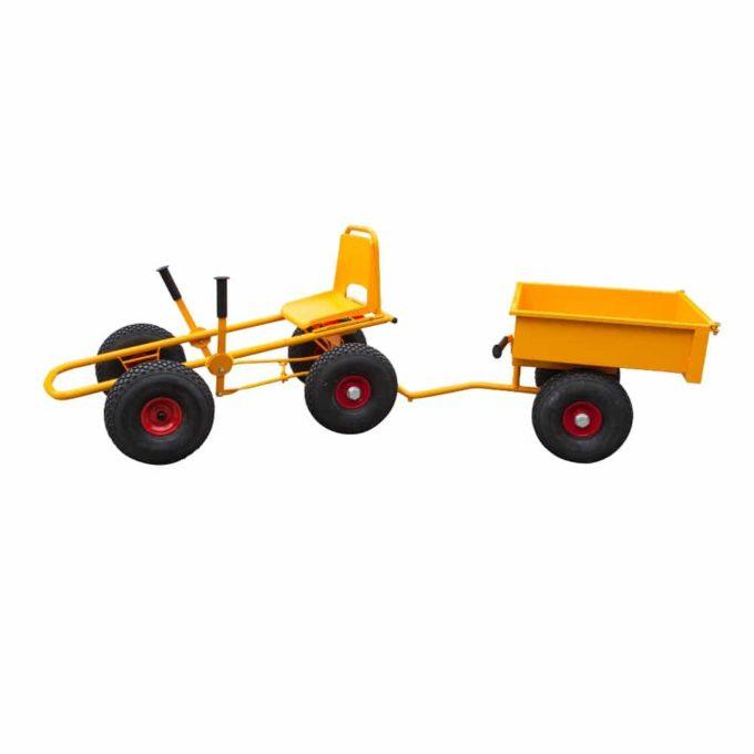 RABO Moon-Car Kipp-Anhänger 2