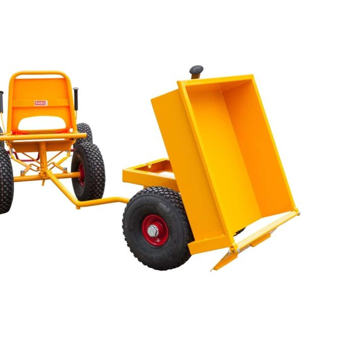 RABO Moon-Car Kipp-Anhänger 4