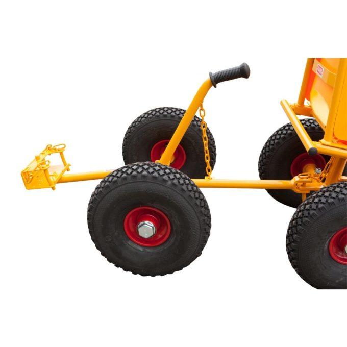 RABO Moon-Car Kran-Anhänger 9