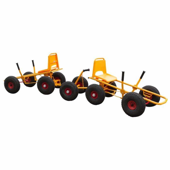 RABO Moon-Car Kran-Anhänger 8