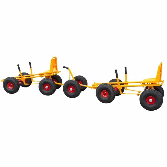 RABO Moon-Car Kran-Anhänger 3