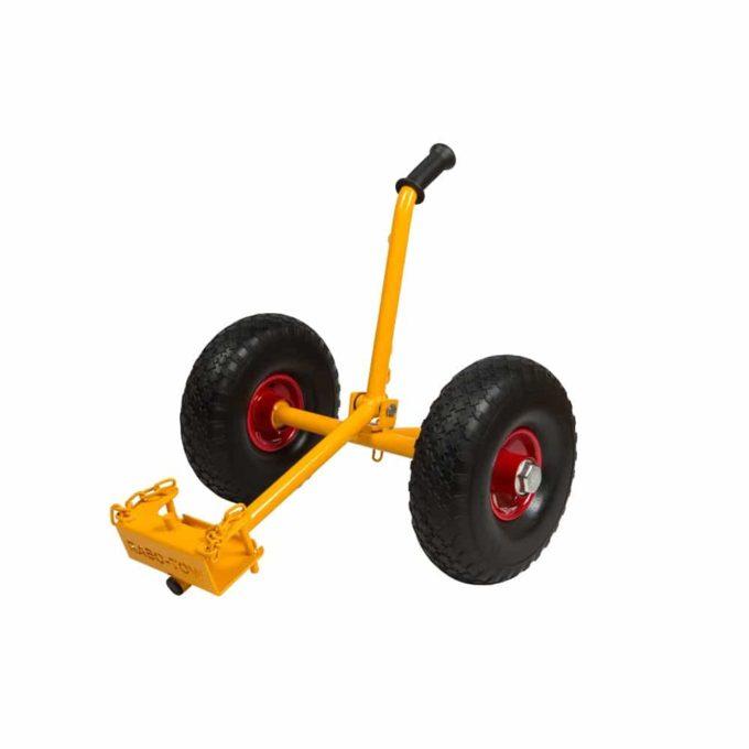 RABO Moon-Car Kran-Anhänger 1