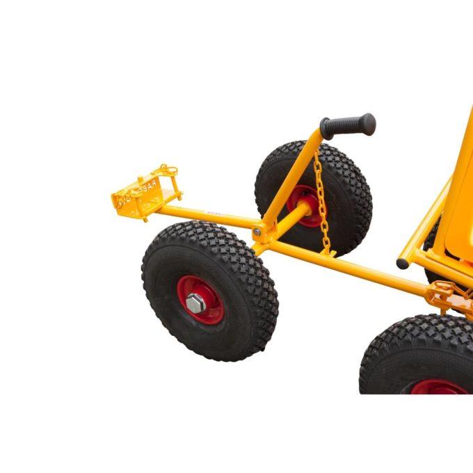 RABO Moon-Car Kran-Anhänger 2