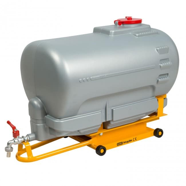 RABO Moon-Car Tankwagen für Basis-Anhänger 1