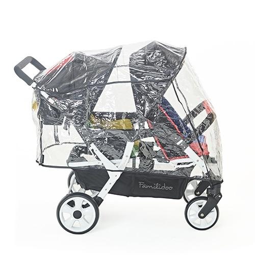 Familidoo Lidoo City Vierlingswagen BB 4-Sitzer 3