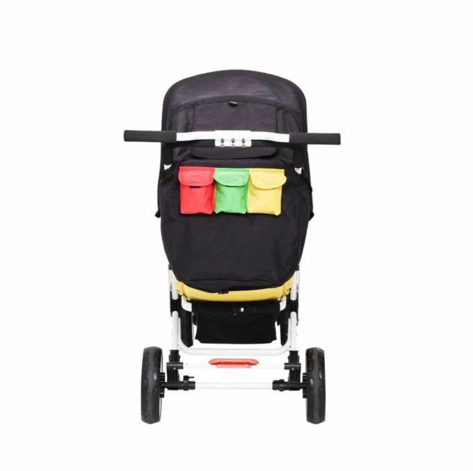 Familidoo Lidoo BB+ Drillingswagen 3-Sitzer 6