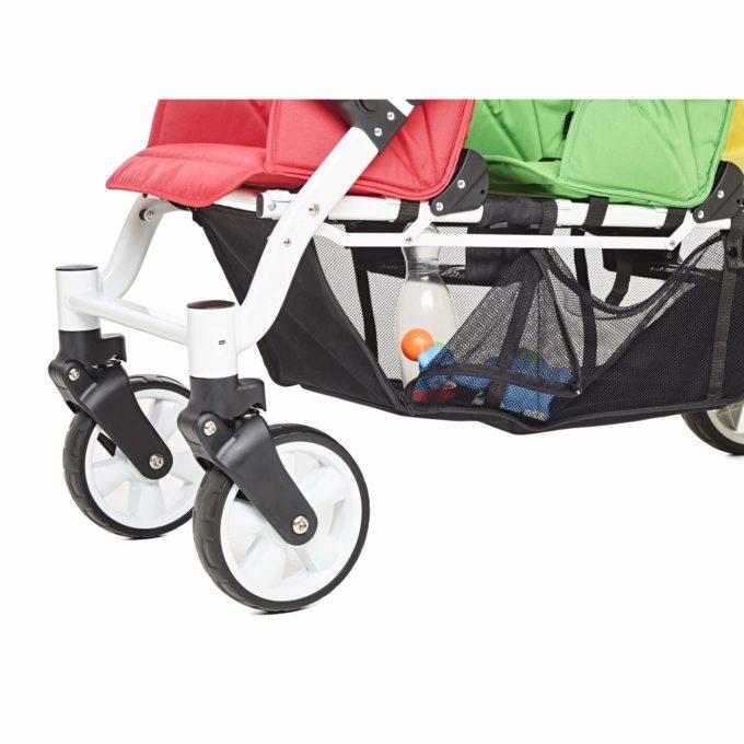 Familidoo Lidoo 3-Sitzer BB+ 4