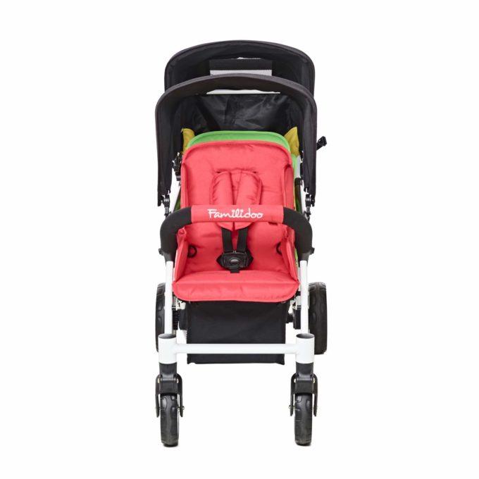 Familidoo Lidoo 3-Sitzer BB+ 12
