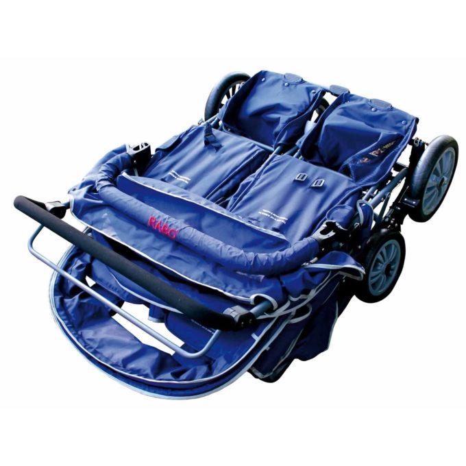 RABO Krippenwagen 4-Sitzer 4
