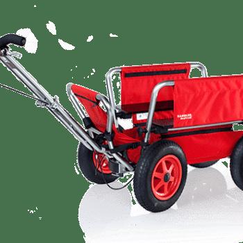 Vierlingswagen - Unsere besten Krippenwagen für 4 Kinder 23