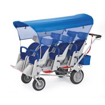 Krippenwagen 6-Sitzer - Unsere besten Sechslingswagen 10