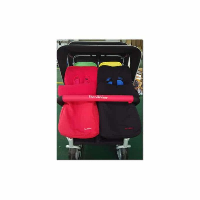 Fußsack Winter für Familidoo Kinderwagen 2