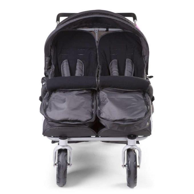 Fußsack für alle CHILDHOME Krippenwagen 2
