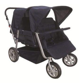Vierlingswagen - Unsere besten Krippenwagen für 4 Kinder 20