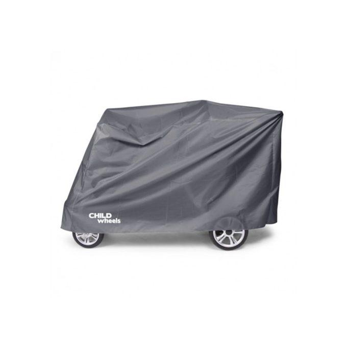 Schutzabdeckung für CHILDHOME Sechslingswagen CWRCSIX 1