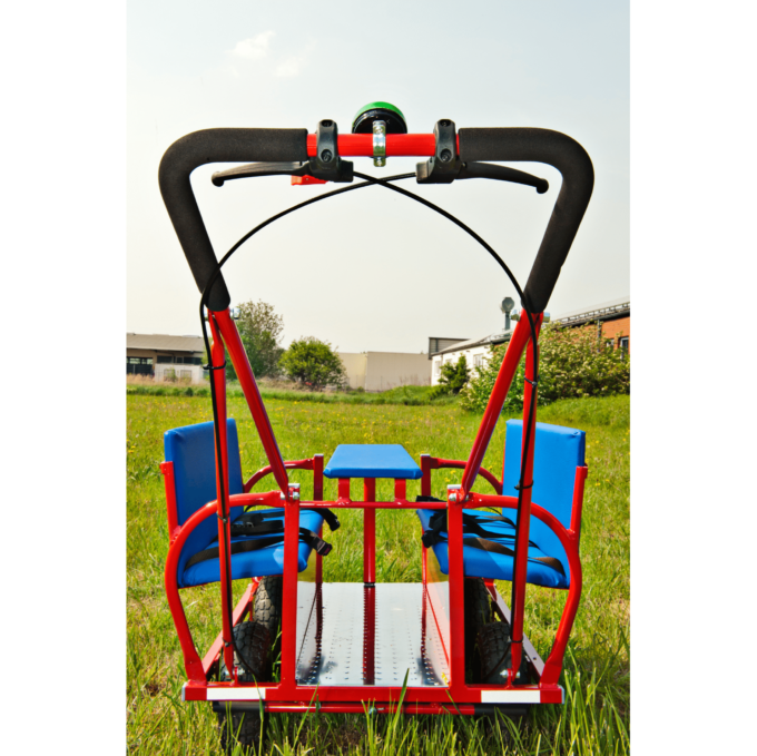 Dragon Toys 6-Sitzer Krippenwagen 6