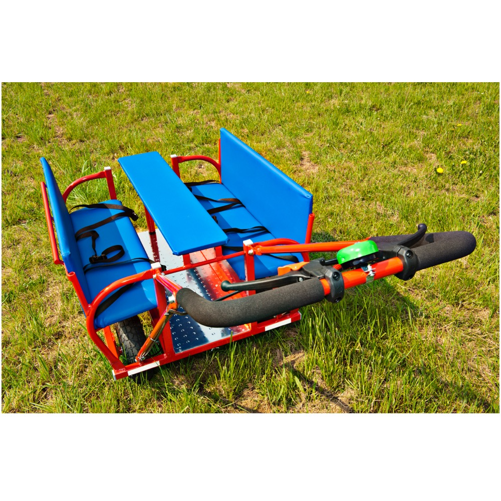 Dragon Toys 6-Sitzer Krippenwagen 15