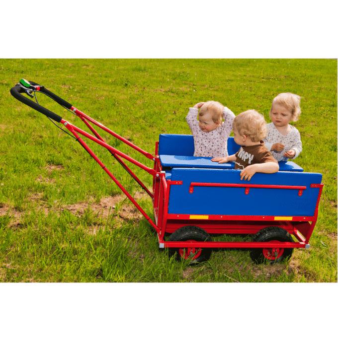 Dragon Toys 6-Sitzer Krippenwagen 10
