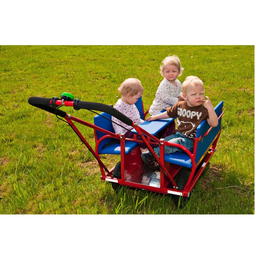 Dragon Toys 6-Sitzer Krippenwagen 14