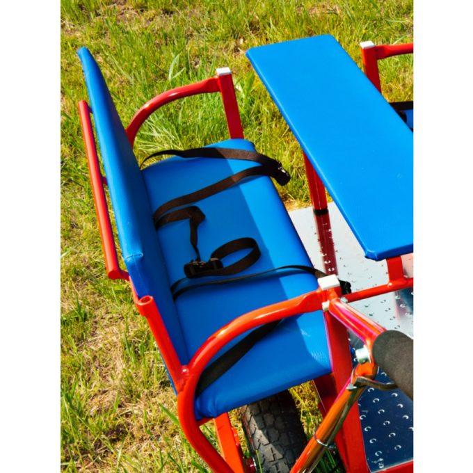 Dragon Toys 6-Sitzer Krippenwagen 13