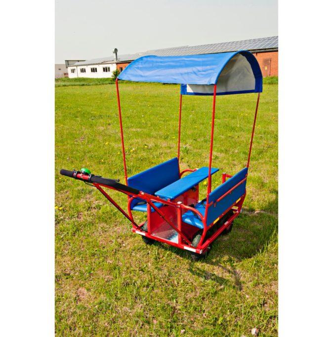 Dragon Toys 6-Sitzer Krippenwagen 3