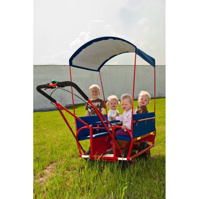 Dragon Toys 6-Sitzer Krippenwagen 2