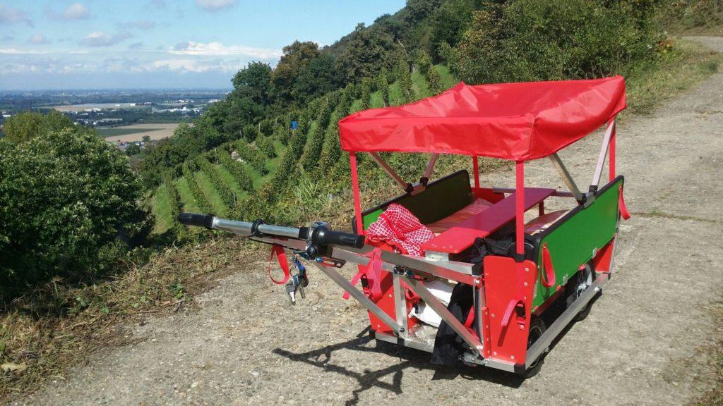 Diedersdorfer Krippenwagen mit Motor 8-Sitzer 9