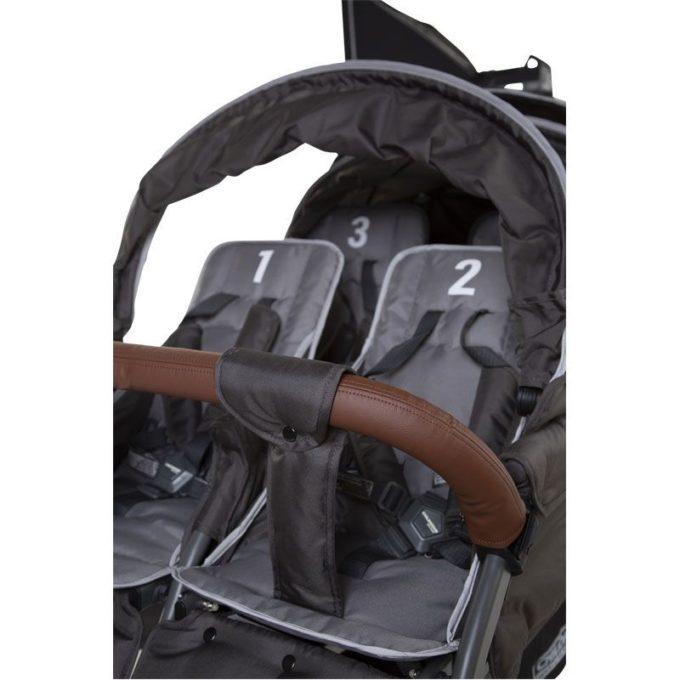 CHILDHOME (Childwheels) Krippenwagen 6-Sitzer 5