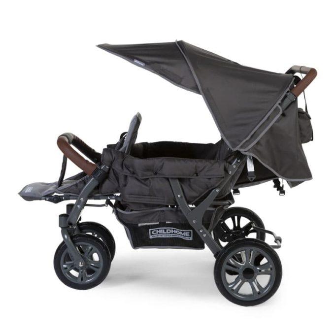 Childwheels Drillingswagen 3-Sitzer (CHILDHOME) 3