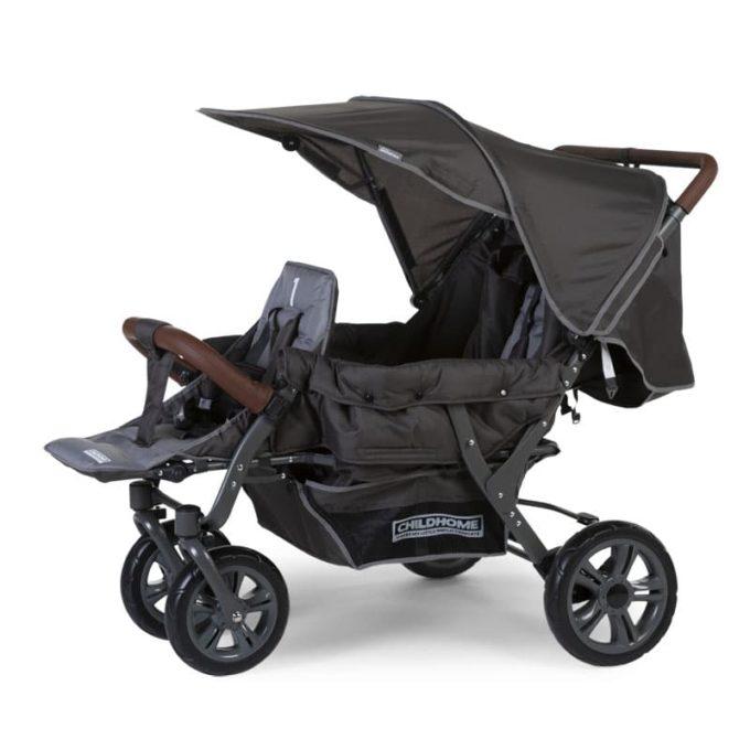 Childwheels Drillingswagen 3-Sitzer (CHILDHOME) 1