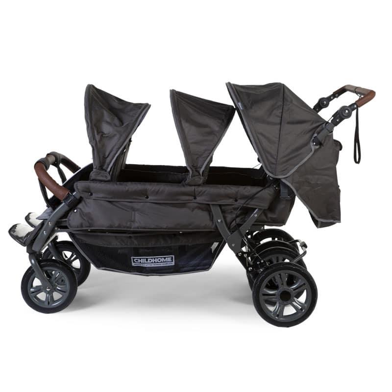 CHILDHOME (Childwheels) Krippenwagen 6-Sitzer 10
