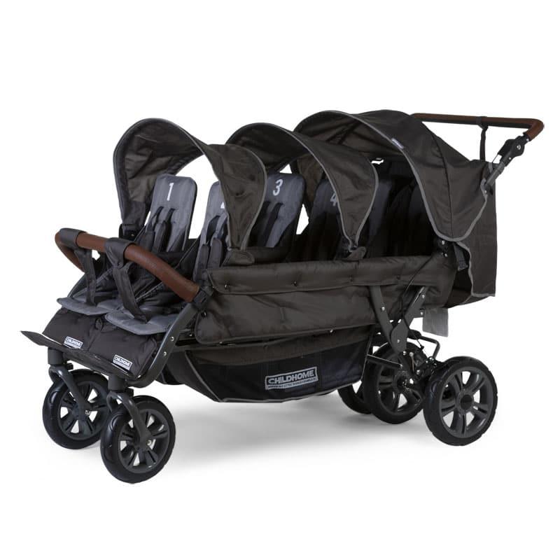 CHILDHOME (Childwheels) Krippenwagen 6-Sitzer 11