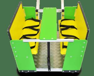 Diedersdorfer Krippenwagen 6-Sitzer 18